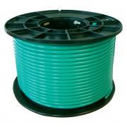 Villanypásztor  Földkábel Premium 50 M  1,6mm  0,014 Ohm/M  zöld
