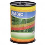 Vp. szalag Basic Classe 200/20 mm sárga-narancs, 4x0,16
