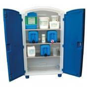 Vegyszertároló szekrény 99x50x166cm