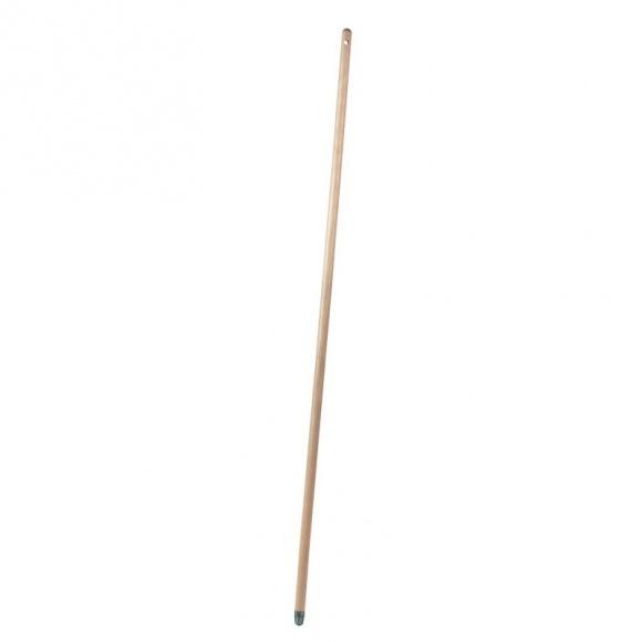 Seprűnyél menettel, 130 cm