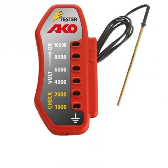 Villanypásztor Voltmérő Ledsoros 10000 V-Ig