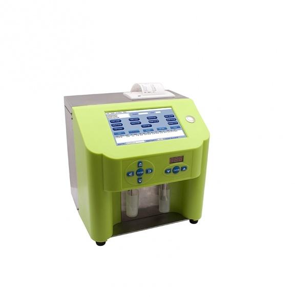Lactoscan MCCWS tej analizátor beépített ultrahangos keverővel